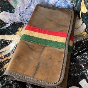Vintage keepsake pouch